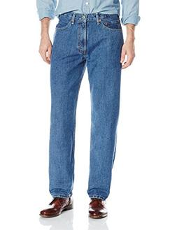 Levi's Men's 550 Relaxed Fit Jean, Dark Stonewash, 31x30