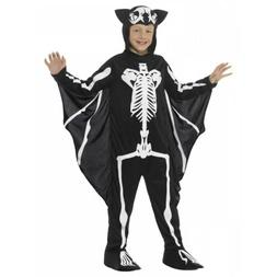 Bat Skeleton Costume Halloween Fancy Dress