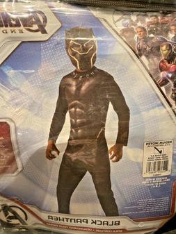 Black Panther Child Costume - Size MEDIUM- Ages 8-10 Marvel