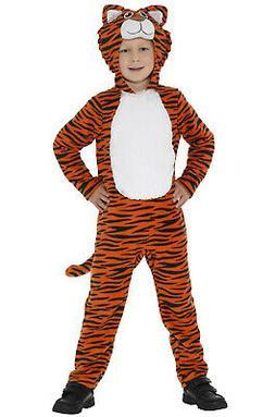 Brand New Zoo Animal Tiger Toddler/Child/Tween Costume