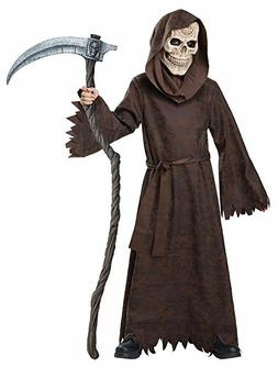 California Costumes Ancient Reaper Grim Child Boys Halloween