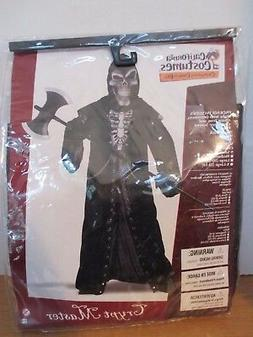 California Costumes~CRYPT MASTER HALLOWEEN COSTUME~Youth Sma