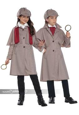 California Costumes Famous Detective Sherlock Holmes Hallowe