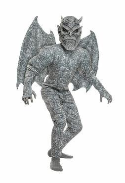 California Costumes Ghastly Gargoyle Jumpsuit Child Boys Hal