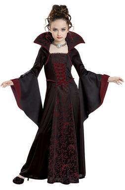 California Costumes Royal Vampire Girls Child Costume 00536