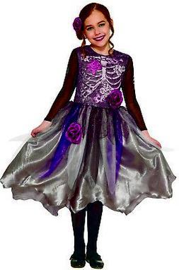 Forum Novelties Child's Sweet Skeleton Costume, Large