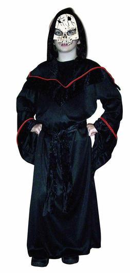 Forum Novelties Deluxe Reaper Robe Child Costume, Small NEW