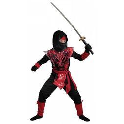 Dragon Skull Ninja Costume Halloween Fancy Dress