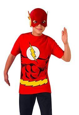 Rubie's Costume The Flash Child Costume T-Shirt, Small