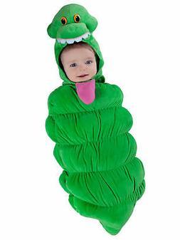 Ghostbusters™ Slimer Plush Swaddle Costume Baby Bunting Ne