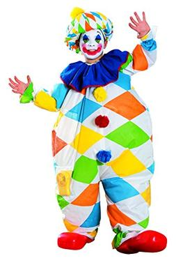 Rubie's Costume Co Inflatable Clown Costume