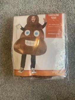 Inflatable Poop Costume Halloween Fancy Dress