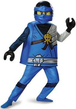 Jay Deluxe Lego Ninjago Ninja Toy Fancy Dress Up Halloween C