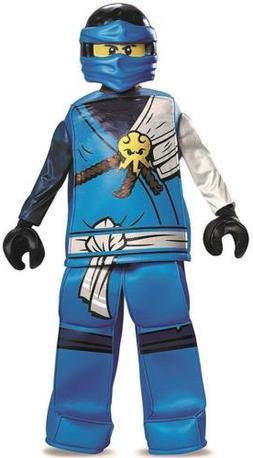 Jay Prestige Lego Ninjago Ninja Toy Fancy Dress Halloween De