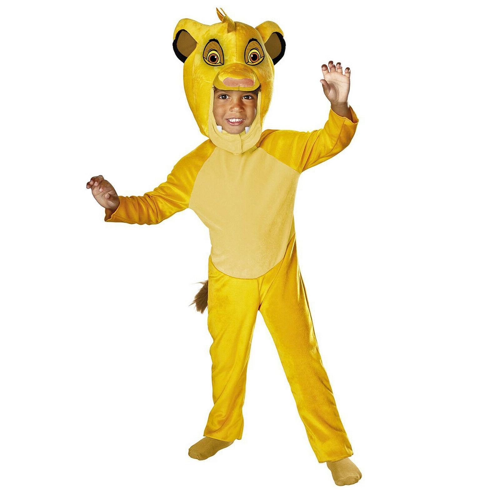 child boy s disney lion king simba
