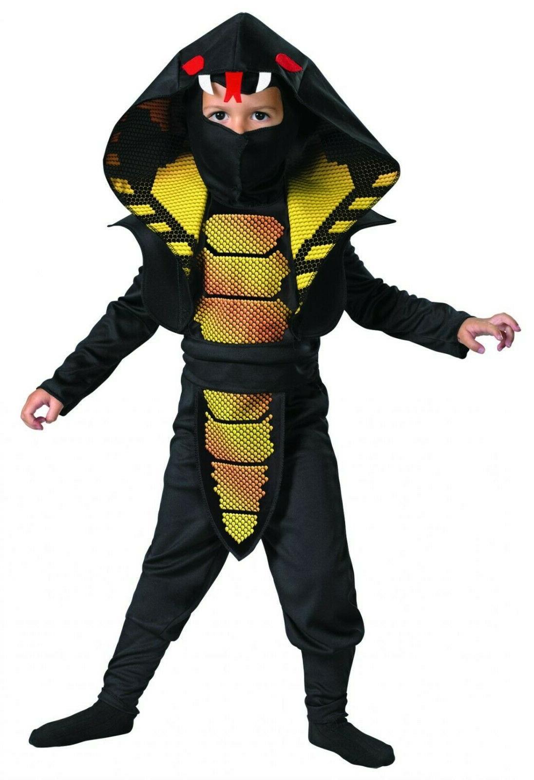 cobra ninja boys ninja costume