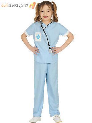 kids vet costume boys girls animal hospital