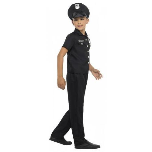 New Cop Halloween Fancy