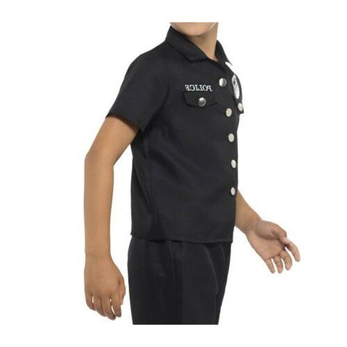 New Cop Costume Halloween Fancy Dress