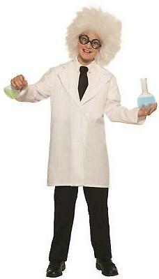 Forum Novelties Crazy Mad Scientist Einstein Child Lab Coat