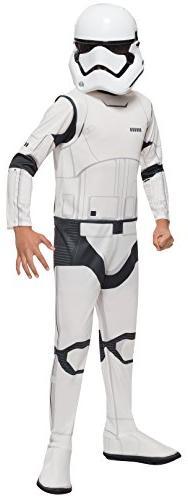 Star Wars: The Force Awakens Child's Stormtrooper Costume, S