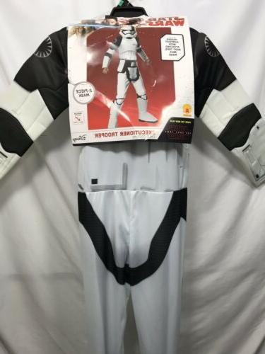 star wars storm trooper last jedi costume