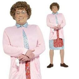 mrs browns boys costume mens adult fancy