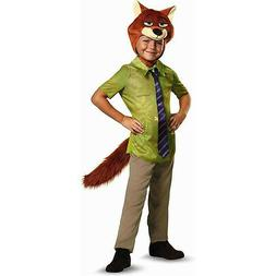Disguise Nick Wilde Classic Zootopia Disney Child Costume Sm