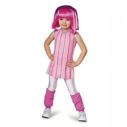 Nickelodeon's LazyTown Stephanie Deluxe Toddler Costume Medi