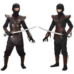 Ninja Costume Kids Halloween Fancy Dress