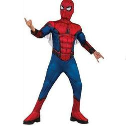 Rubie's Spiderman Homecoming Muscle Chest Deluxe Costume Chi