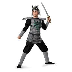 Disguise 85336L Samurai Muscle Costume, Small
