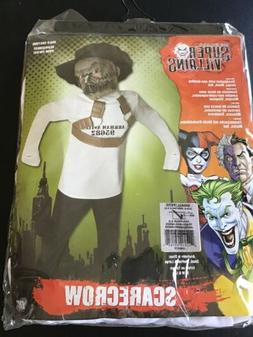 SCARECROW S Rubie's Boys Costume DC Comics Super Villains St