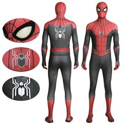 Spider Man Far From Home Peter Parker Spiderman Jumpsuits fo