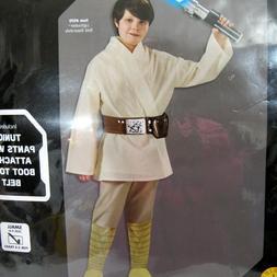 Star Wars Child's Deluxe Luke Skywalker Costume, Small