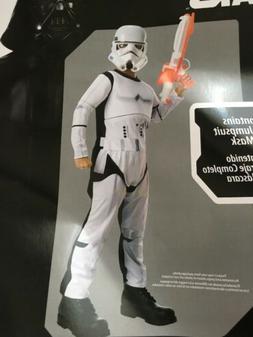 Star Wars Flametrooper STORMTROOPER PADDED Halloween Costume