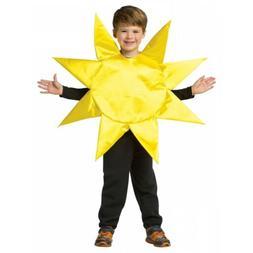 Sun Costume Kids Weather Halloween Fancy Dress