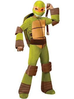 Teenage Mutant Ninja Turtles Animation Michelangelo Deluxe C