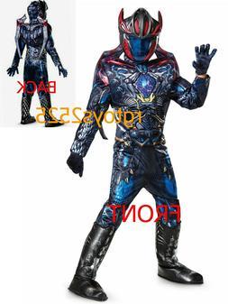 Power Rangers The Movie Prestige Megazord Costume Size M 7-8