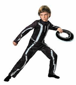 Tron Legacy Classic Child Boys Costume Jumpsuit Halloween Fa