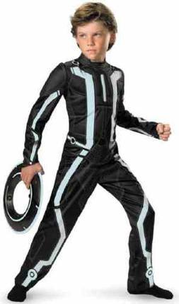 Tron Legacy Jumpsuit Disney Movie Fancy Dress Up Halloween D