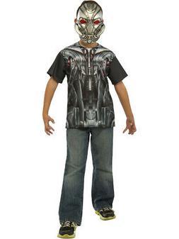 Ultron T-Shirt And Mask Avengers 2