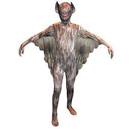 Vampire Bat Kids Animal Planet Morphsuit Fancy Dress Costume