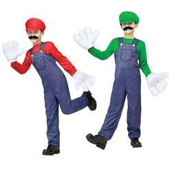 Video Game Guy Costume Halloween Fancy Dress