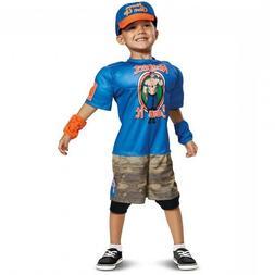 Disguise WWE John Cena Muscle Toddler Boys Wrestling Hallowe